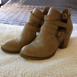 Shoe dazzle booties
